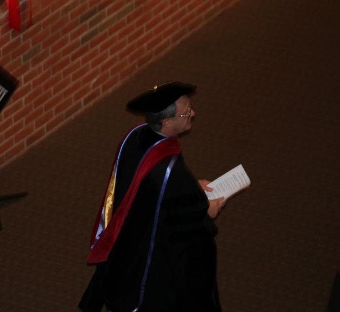 Dr. Daffe Graduation